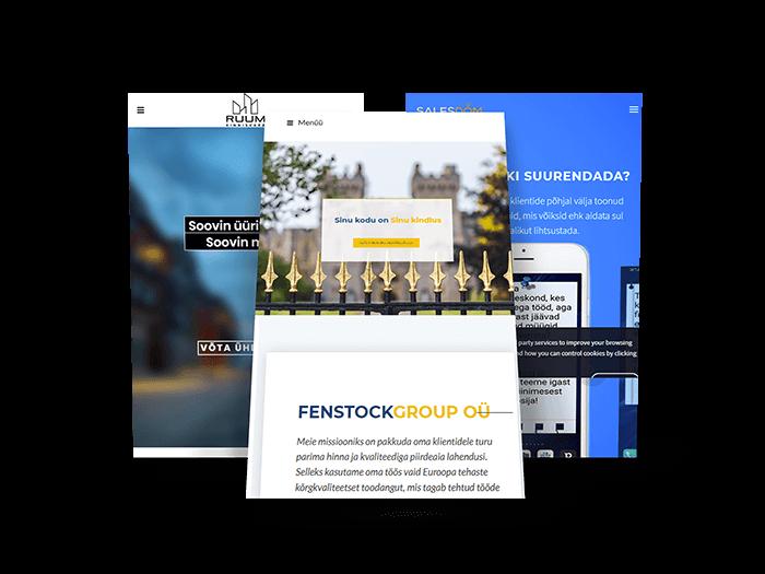Fenstock Group OÜ | paneelaiad.ee | fenstock.ee | Veebileht | M-pakett