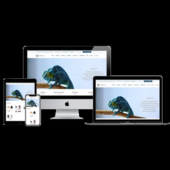 Veebiagentuur | Exopet OÜ | exopet.ee | E-pood | M-pakett