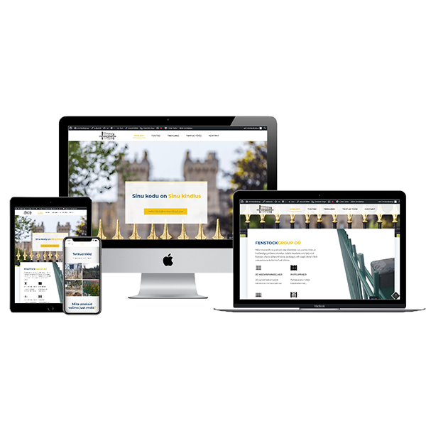 Salesdom Veebiagentuur | Fenstock Group OÜ | paneelaiad.ee | fenstock.ee | Veebileht | M-pakett